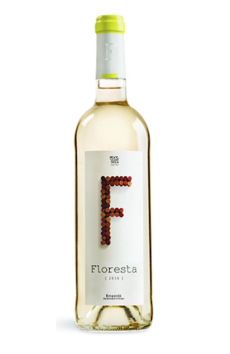 """Floresta """"50 cl."""" al restaurant de l"""